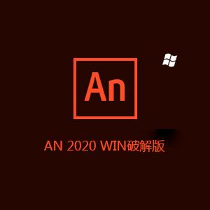 Adobe Animate 2020 Win中文破解版免费下载
