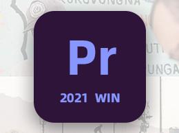 Adobe Premiere Pro 2021 视频剪辑软件PR 2021中英文破解版Win